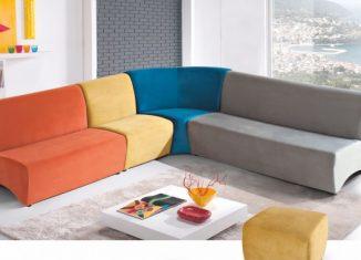 мека мебел диван