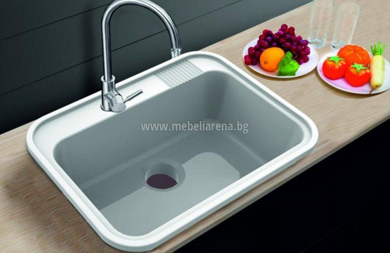Порцеланова кухненска мивка